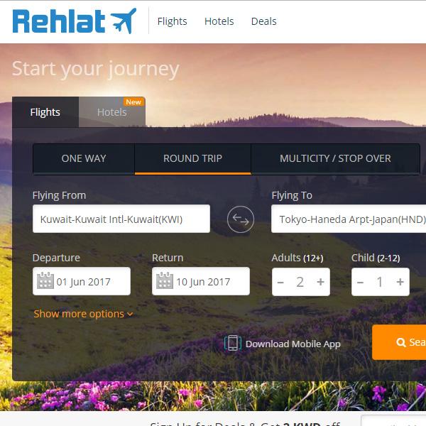 تجربتي لموقع رحلات لحجز الطيران و الفنادق بالمقارنة مع Booking.com و غيره