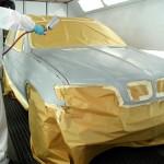 تحذيرات مهمة عند صبغ السيارة
