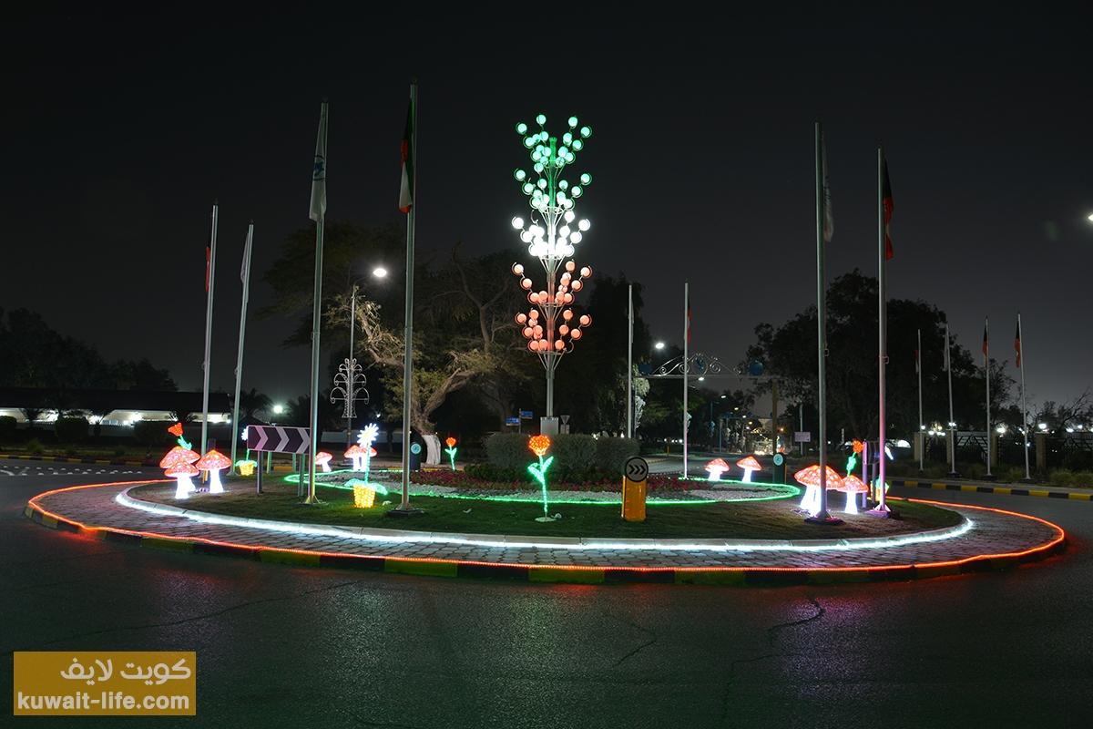 زينة-الأحمدي-العيد-الوطني-2014