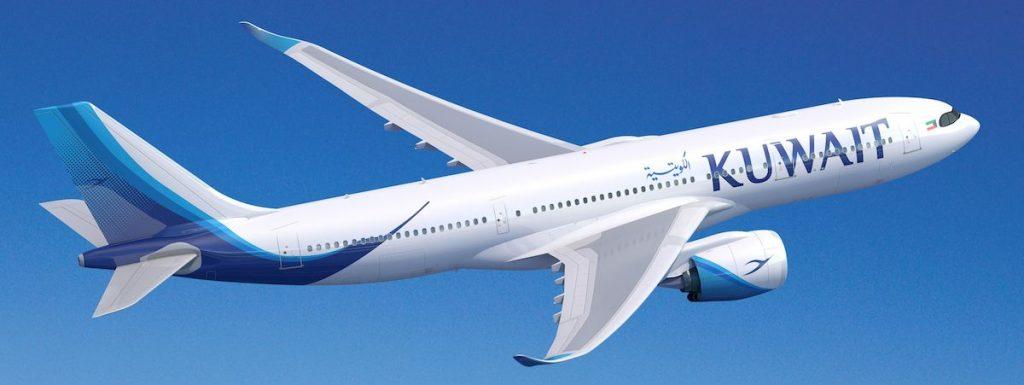 شركات الطيران الكويتية و وجهاتها المباشرة