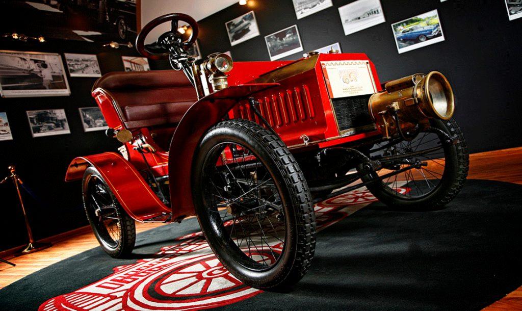 متحف السيارات التاريخية و القديمة و التقليدية
