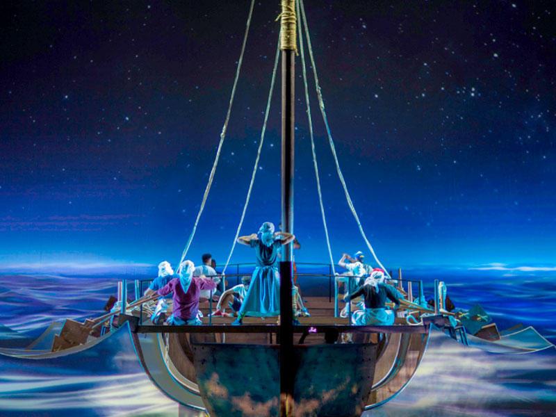 مذكرات البحار 1