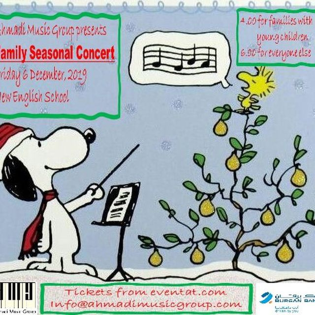 AMG Family Seasonal Concert
