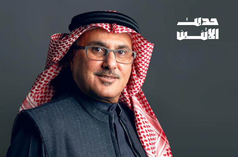 حديث الإثنين مع الفنان خالد الشيخ